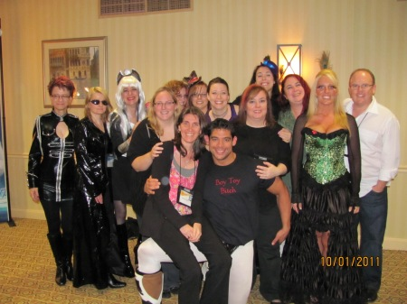 Romanticon 2011 - group