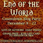 End of the World Grand Prize Contest Entry Form