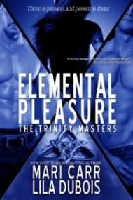 Elemental Pleasure Cover