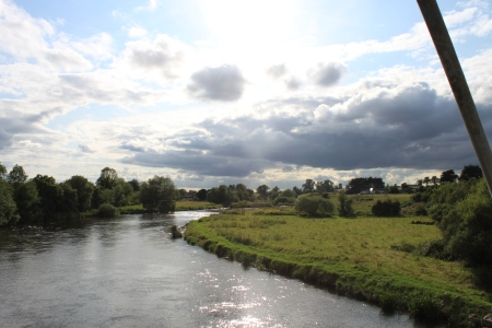 The Boyne River (a little tributary)